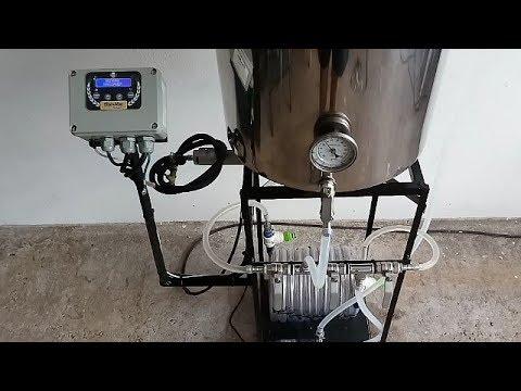 Como montar um fogão cervejeiro Biab Automatizado