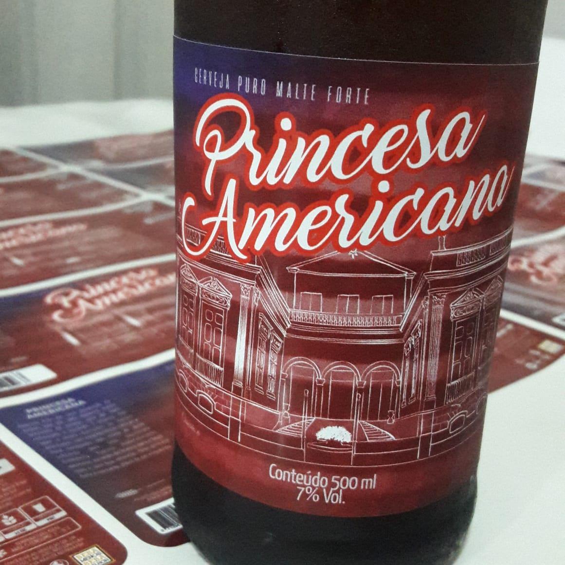 Princesa Americana